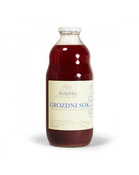 Naravni grozdni sok 1 l (Frešjabka)