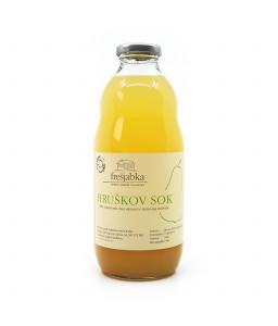 Naravni hruškov sok 1 l (Frešjabka)