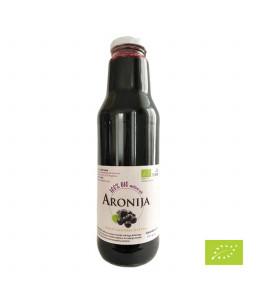 Bio sok aronije 0,75 l (Kmetija Jokl, Juhart Irena)