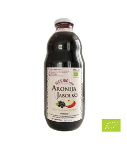 Nektar jabolko-aronija 1 l (Kmetija Jokl, Juhart Irena)