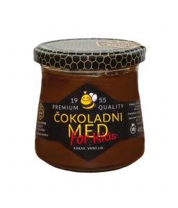 Čokoladni med 400 g (Čebelarstvo Kotnik)