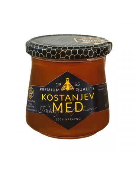 Kostanjev med 450 g (Čebelarstvo Kotnik)