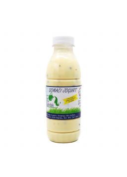 Jogurt vanilija s čokoladnimi krispiji 0,5 l (Kmetija Selinšek)